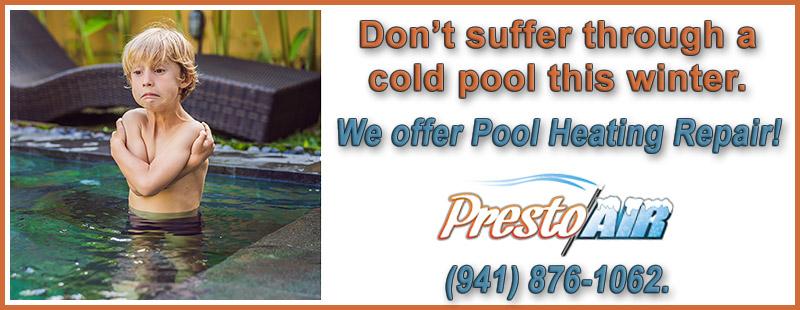 Pool Heating Repair